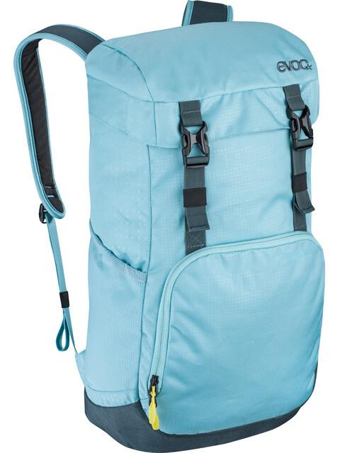 EVOC Mission Backpack 22L aqua blue